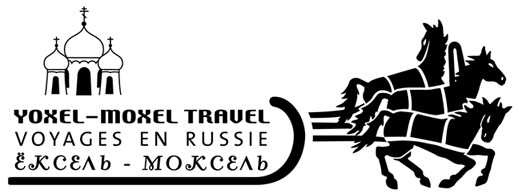 Logo Yoxel-Moxel Travel